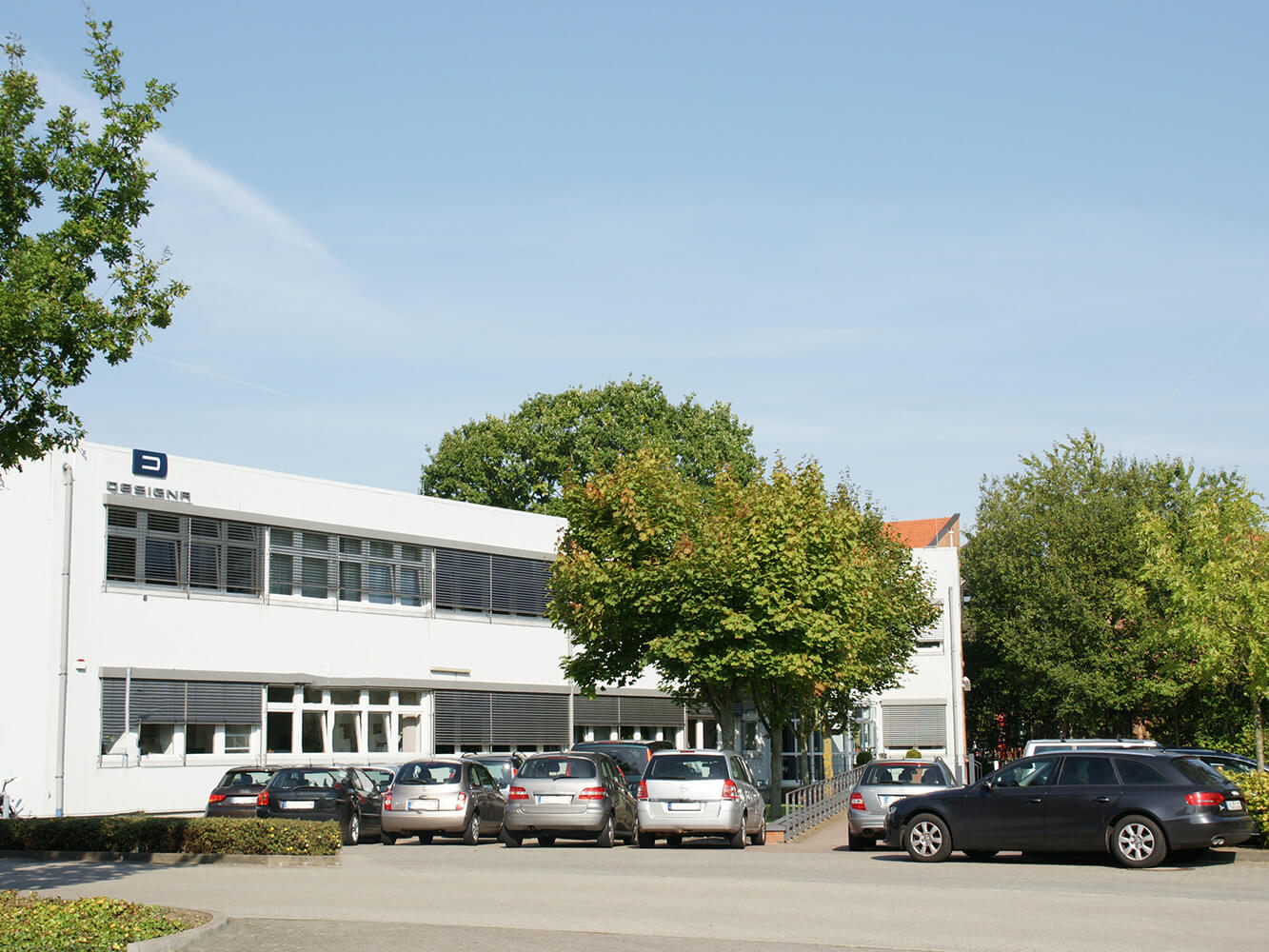 DESIGNA premises in Kiel